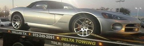 Delta Towing | Out of Gas Services