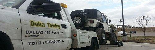 About Delta Towing Houston