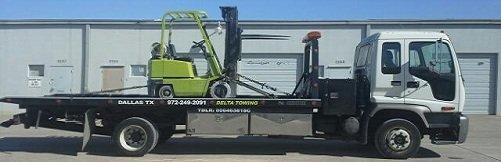Wrecker Service in Dallas